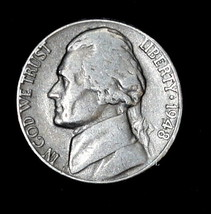 1948-D Circulated Jefferson Nickel Free Shipping! - $1.99