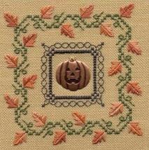 Pumpkin Patch LL14 Little Leaf kit Elizabeth's Designs  - $11.70