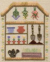 The Potting Shed LL15 Little Leaf kit Elizabeth's Designs  - $11.70