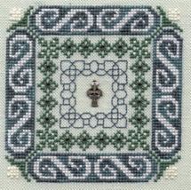 Celtic Cross LL16 Little Leaf kit Elizabeth's Designs  - $11.70