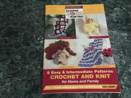 Walmart 2002 Crochet Knit Out  - $2.99