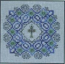 Celtic Knot LL32 Little Leaf kit Elizabeth's Designs  - $11.70