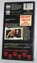 Benny Hill's Video Spotlight VHS Tape , 2002 Comedy, FREE SHIPPING U.S.A. image 2