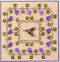 Hummingbird II LL34 Little Leaf kit Elizabeth's Designs  - $11.70