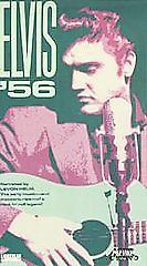 Elvis - '56: In The Beginning VHS, 1989, Narrated by Levon Helm of The Band