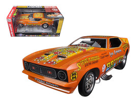 1971 Ford Mustang NHRA Funny Car Limited Edition to 750pcs 1/18 Model Car by Aut - $119.68