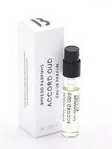 Byredo Accourd Oud Eau de Parfum 2ml (Accord Oud) - $22.28