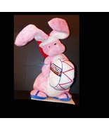 "Huge Store Display - Vintage 26"" Energizer Bunny - Santa bunny hat - big... - $60.00"