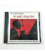 Otis Spanns Chicago Blues by Otis Spann CD September 1994 Testament Records - $27.99