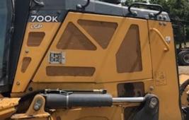 2015 John Deere 700K-LGP Dozer For Sale In Hillsboro, OH image 2