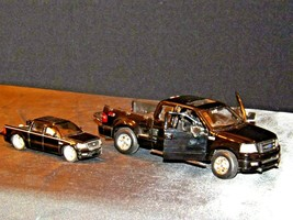 Die-cast Black F-150 Ford Trucks AA19-1507 image 1