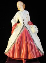 "Royal Doulton Figurine ""The Emine Coat"" HN1981 - $94.99"