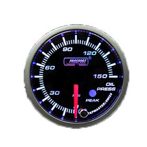 Prosports Performance Reliable 52mm Premium Oil Pressure Gauge, Amber an... - $105.00