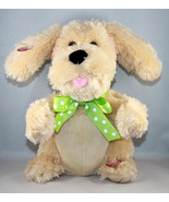My Little Puppy If You're Happy And You Know It NEW Plush Cuddle Barn Sing Anima - $24.35