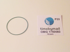 New For OMEGA SPEEDMASTER 175.0083 Model Green Watch Case Gasket Spare P... - $20.43