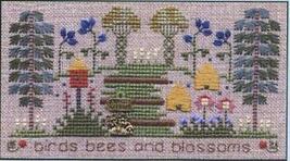 Birds & Bees LL40 Little Leaf kit Elizabeth's Designs  - $11.70