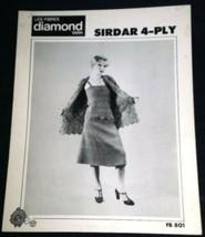 SIRDAR 4-ply After-Five Ensemble Pattern FB801 - $1.89