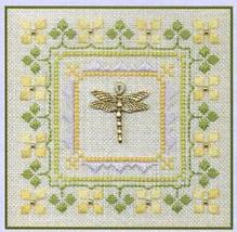 Dragonfly III LL42 Little Leaf kit Elizabeth's Designs  - $11.70