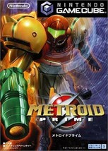 Metroid Prime Nintendo gamecube GC Import Japan - $38.51