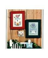Seasons of the Heart II  cross stitch chart Eri... - $3.00