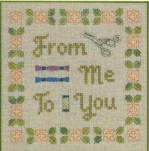 From Me To You LL48 Little Leaf kit Elizabeth's Designs  - $11.70