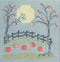 Witches Night Out LL49 Little Leaf kit Elizabeth's Designs  - $11.70