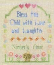 Bless This Child LL50 Little Leaf kit Elizabeth's Designs  - $11.70
