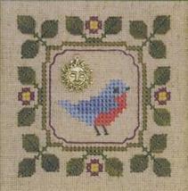 Bluebord Song LL51 Little Leaf kit Elizabeth's Designs  - $11.70