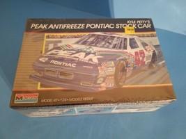 Monogram 2906  Peak Antifreeze Pontiac #42 Petty 1:24 1989 Issue NASCAR NEW - $18.69