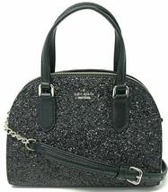 Kate Spade Laurel Way Glitter Mini Reiley S Convertible Satchel Leather ... - $79.19