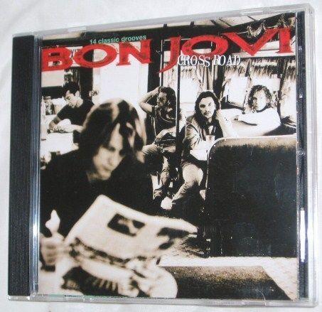 Cross Road: The Best of Bon Jovi by Bon Jovi CD Oct-1994 Mercury FREE SHIP USA