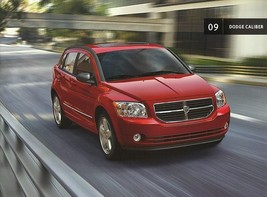 2009 Dodge CALIBER sales brochure catalog 09 R/T SRT4 - $6.00