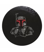 Boba Fett Tire Cover - STANDARD - We Need Your Tire Size - $59.95