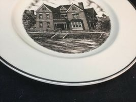 """Tri State Pottery Festival 1989 Homer Laughlin Home 10 1/4"""" Plate by Hans Hacker image 3"""