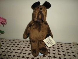 Ganz Heritage Pets DROOPY Dog Handmade Retired RARE 11 inch - $58.00
