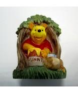 Disney Magic Thimble Collection Winnie the POOH Mini Figurine by Lenox - $10.99