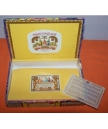 Partagas Habana Cigar Box Wooden  - $30.00