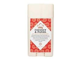 Nubian Heritage 24 Hour Deodorant, Coconut/Papaya with Vanilla Oil, 2.25... - $10.68