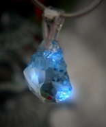 Male Royal Seelie Court Bluebell Fairy Magick Entity Spell Cast Amulet H... - $29.99