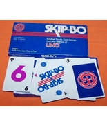 VINTAGE Skip-Bo Card Game 1960s - $15.00
