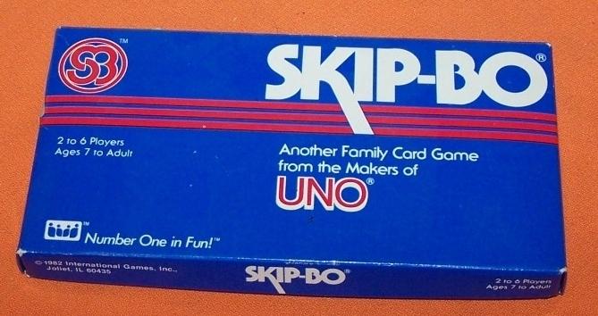 Vintage Skip Bo Card Game 1960s And 50 Similar Items