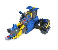 Miniforce Argen Base Super Dinosaur Power Transformation Toy Action Figure image 3