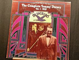 Complete Tommy Dorsey volume 1/ 1935 AA20-2121 Vintage image 5