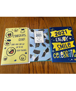 Lot Of 3 2021 Graduation Cards 2 Musical That Play MUSIC 1 Money Holder - $8.60