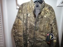 d2c37d6b43481 Under Armour Realtree Xtra Mens Threadborne Extreme Wool Hunting Camo Ja...  - £