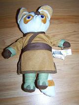 """Kung Fu Panda Master Shifu 8"""" Plush Doll Stuffed Animal Dreamworks 2008 Toy  - $12.00"""