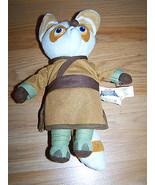 """Kung Fu Panda Master Shifu 8"""" Plush Doll Stuffed Animal Dreamworks 2008 ... - $12.00"""