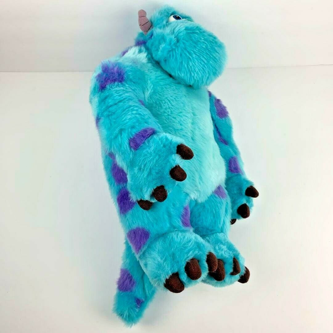 "Disney Store Monsters Inc Sully Sulley Plush 15"" Stuffed Animal"