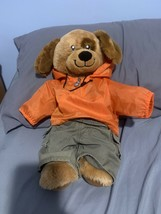 Build A Bear Dog With Jacket And Pants - $12.38