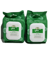 Yes to - Cucumbers Soothing Hypoallergenic Facial Wipes - 30 (Each) 2 Pk B3 - $13.51